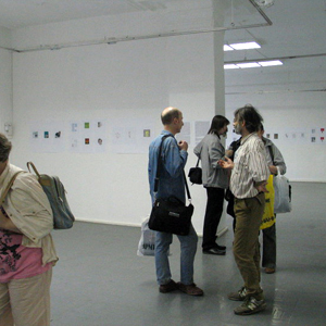 ausstellung in moscow